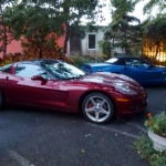 Corvettes at the Inn