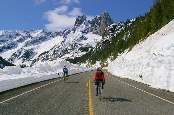 N Cascades Riding